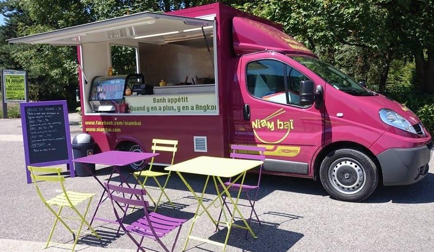 le Camion Rose de Niam Baï