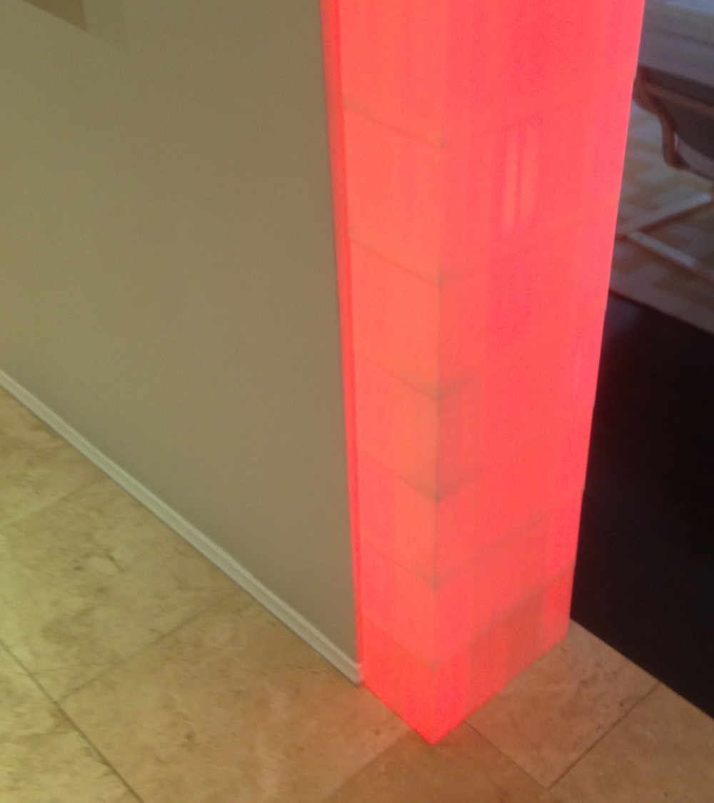 Create amazing effects by illuminating EverBlocks