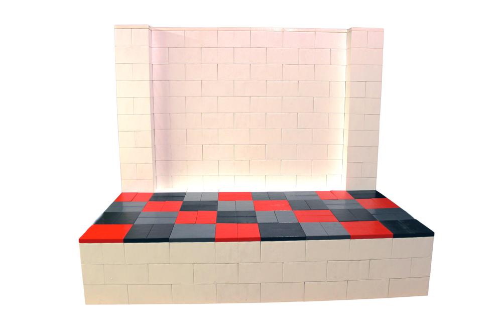 Modular platform blocks