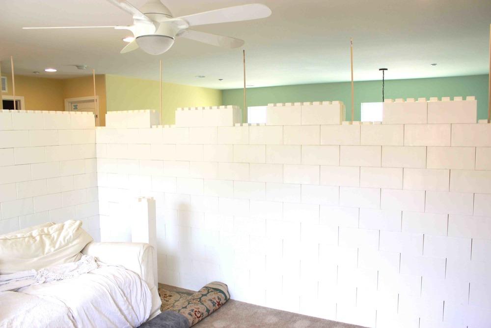 Reinforced walls
