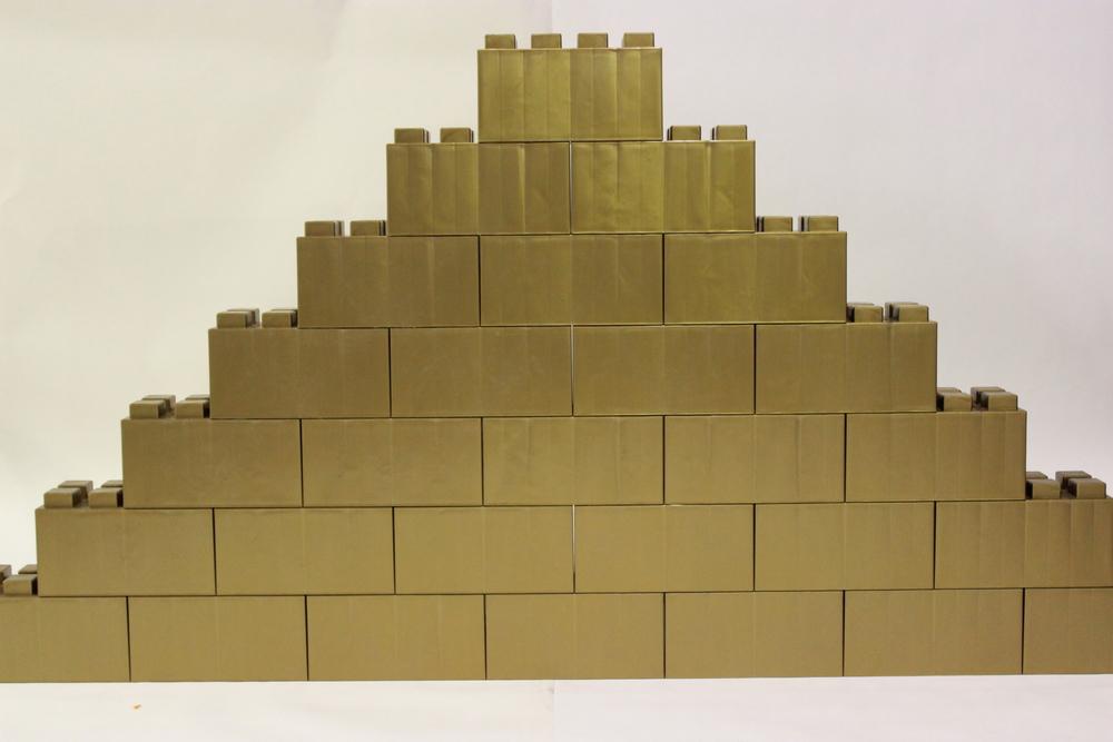 Modular Gold Blocks