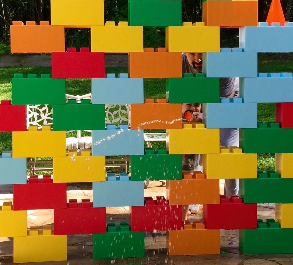 EverBlock Wall Colorful