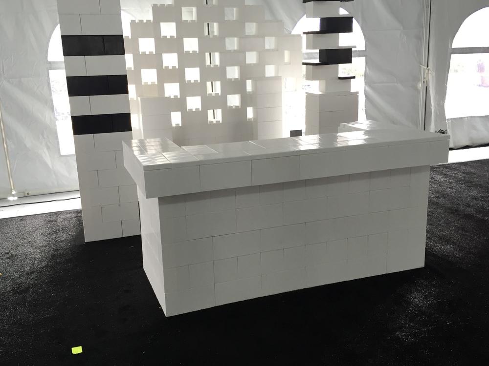 Modular event furniture