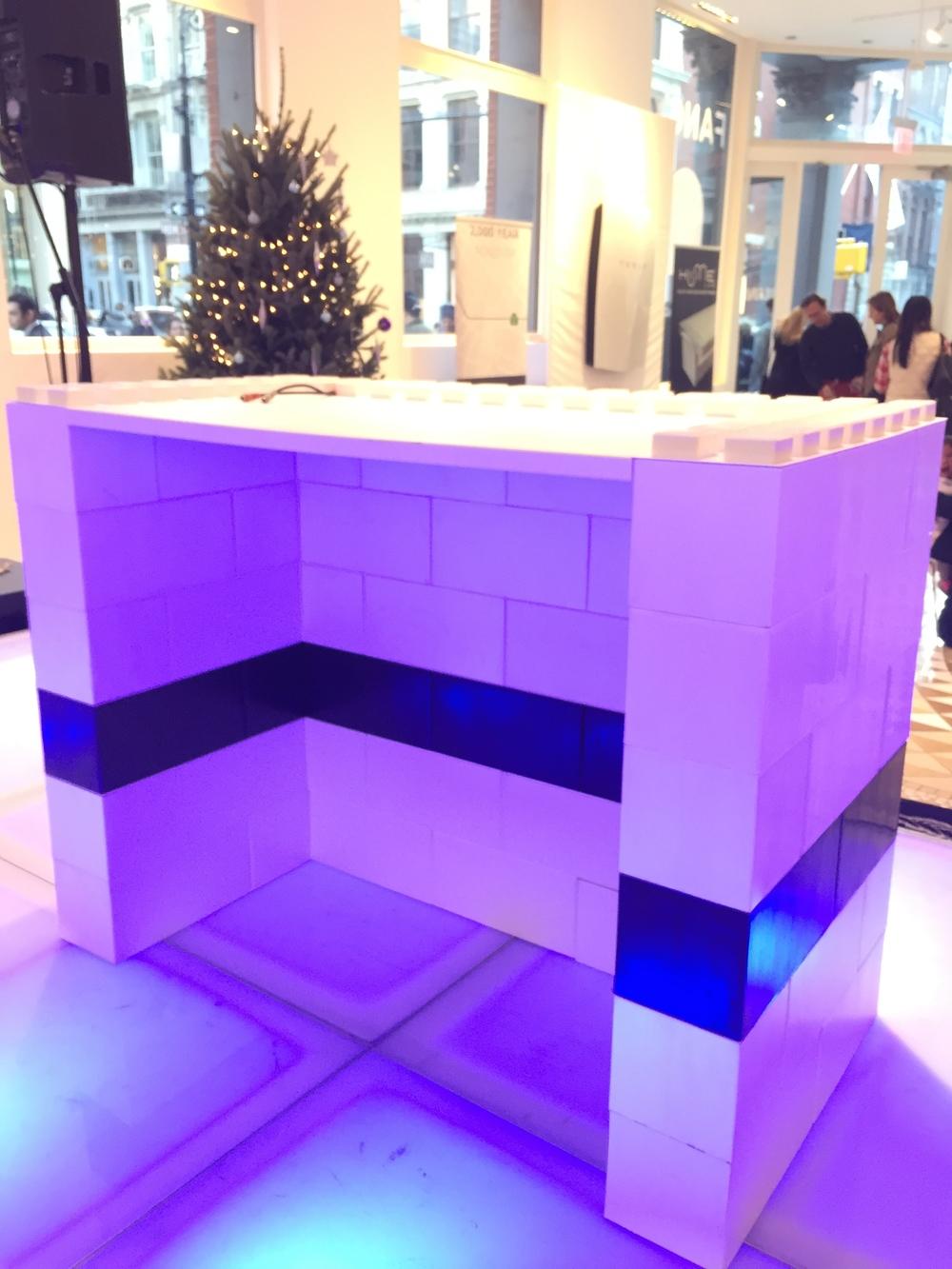 Modular Retail furnishings