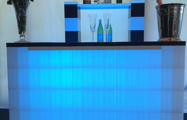 Create amazing LED Illuminated bars
