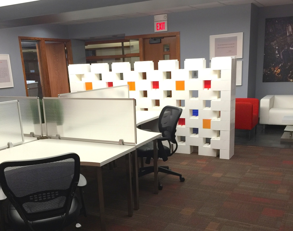 Brilliant Office Divider Walls Intended Design Inspiration