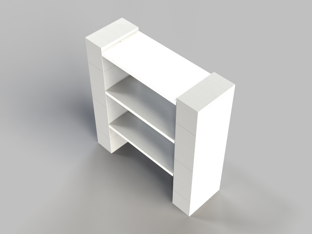 3 Level Shelf