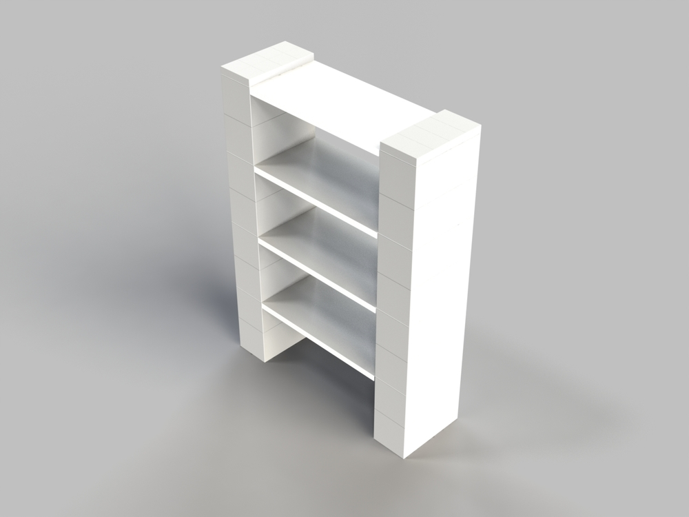 4 Level Shelf