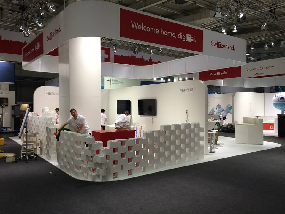 Modular Exhibition Stands Quotes : Modular exhibits retail displays — everblock