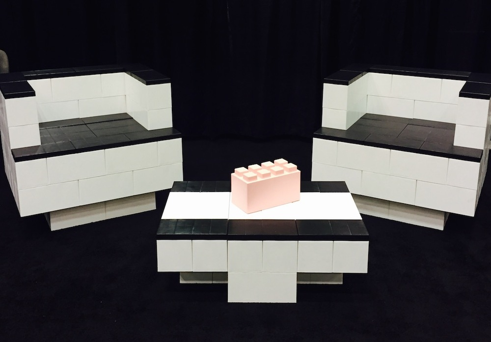 Modular Event Furniture