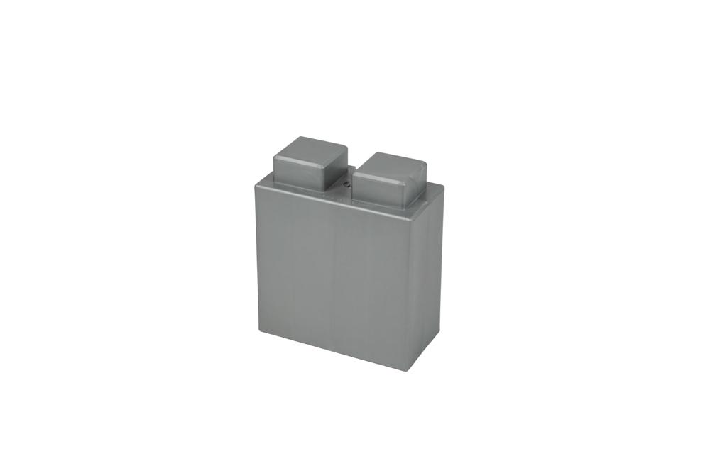 Quarter-size Block