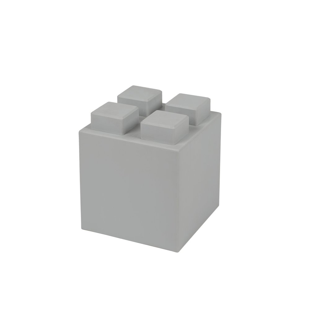 Light and Dark Grey Blocks and Black Blocks Available