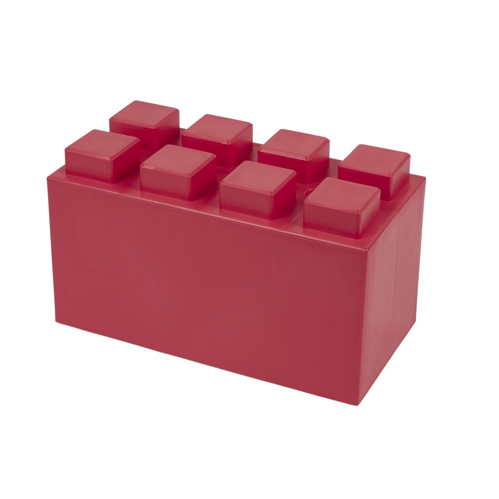 EverBlock Full Block Red