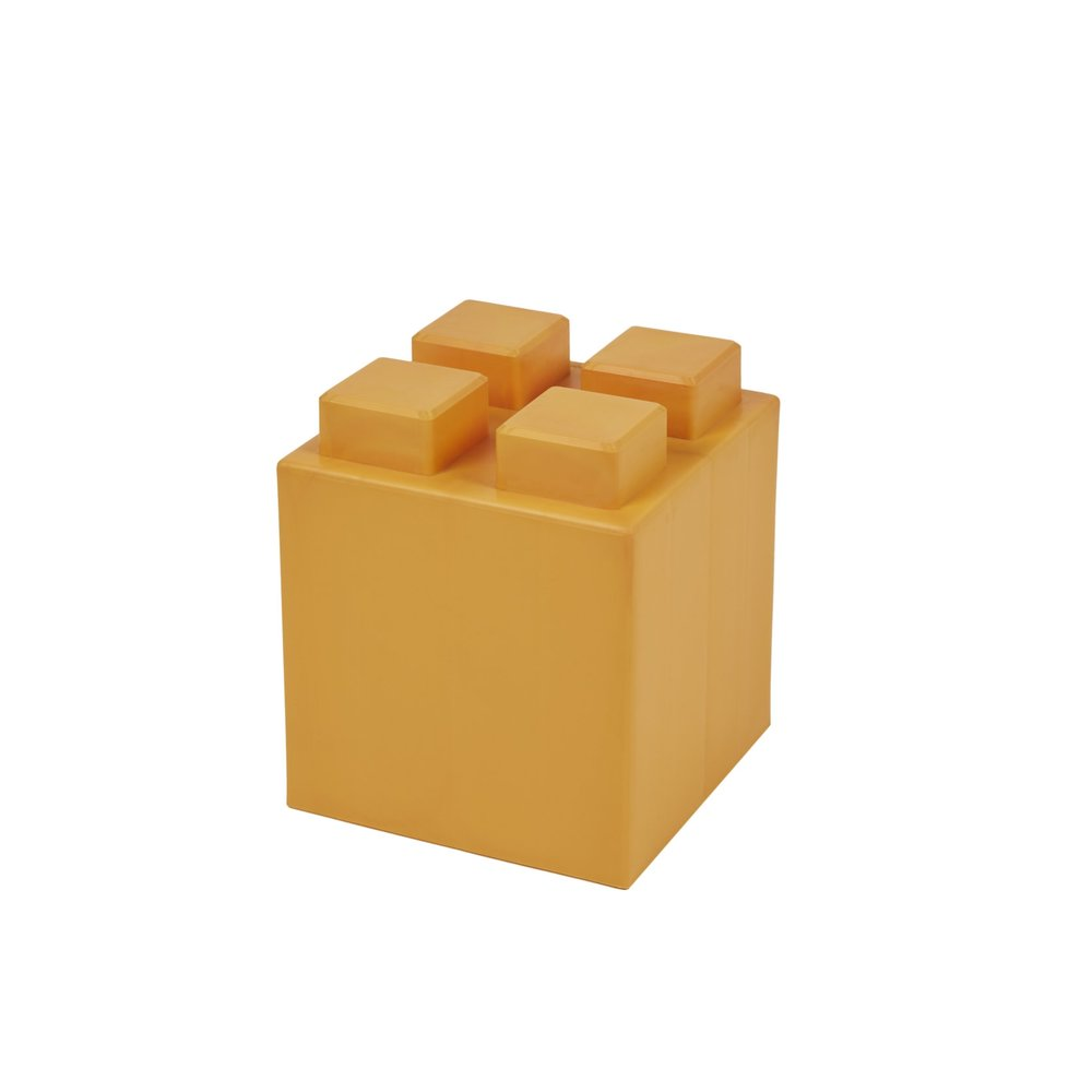 EverBlock Half Block Orange