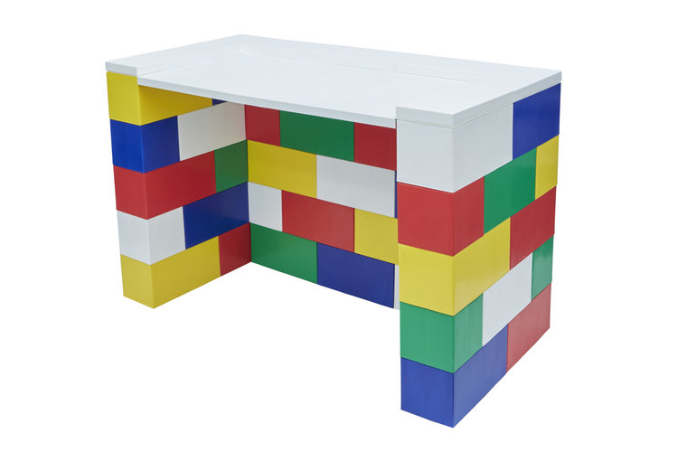 Modular Möbel modern interlocking block furniture modular furniture construction