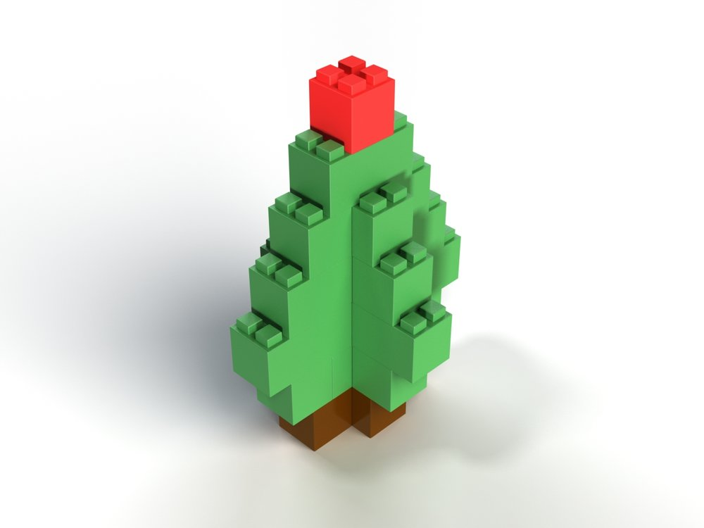 Small Christmas Tree