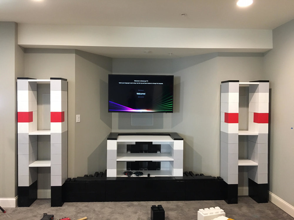 TV Consoles and Shelving