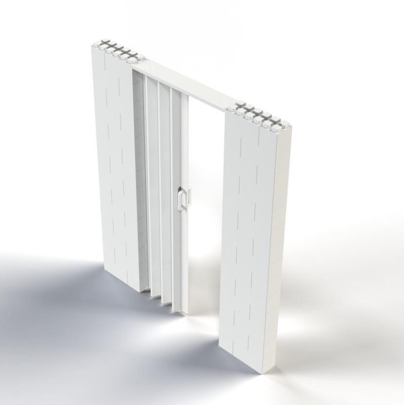 everblock 3ft door kit everblock. Black Bedroom Furniture Sets. Home Design Ideas