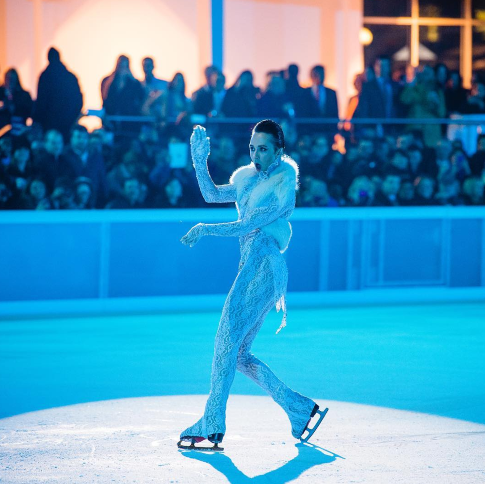 (Photo Credit: Bryant Park -  http://wintervillage.org/visit/wintercarnival )