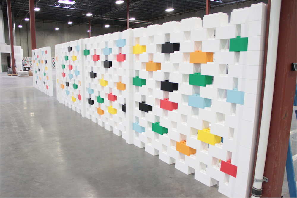 EverBlock Temporary Modular Walls