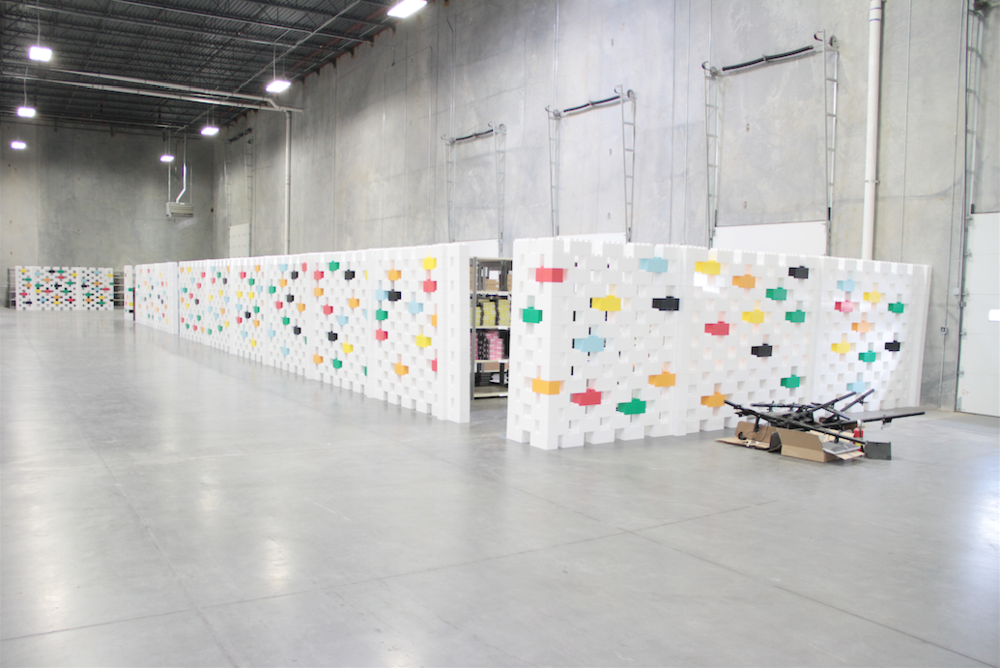 EverBlock Temporary Wall Systems