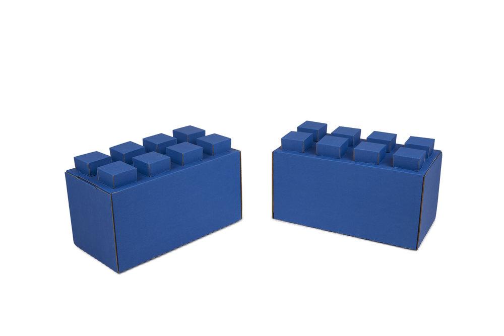 100 Full Block Bulk Pack -