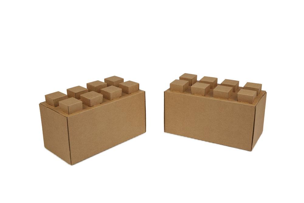 20 Full Block Bulk Pack -