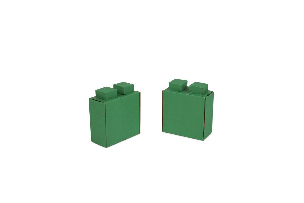 20 Quarter Block Bulk Pack -