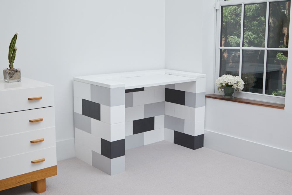 From Coffee Tables To Benches And Bedside Tables, Use EverBlock To Create A  Dramatic Architectural Statement. See Instructions Here
