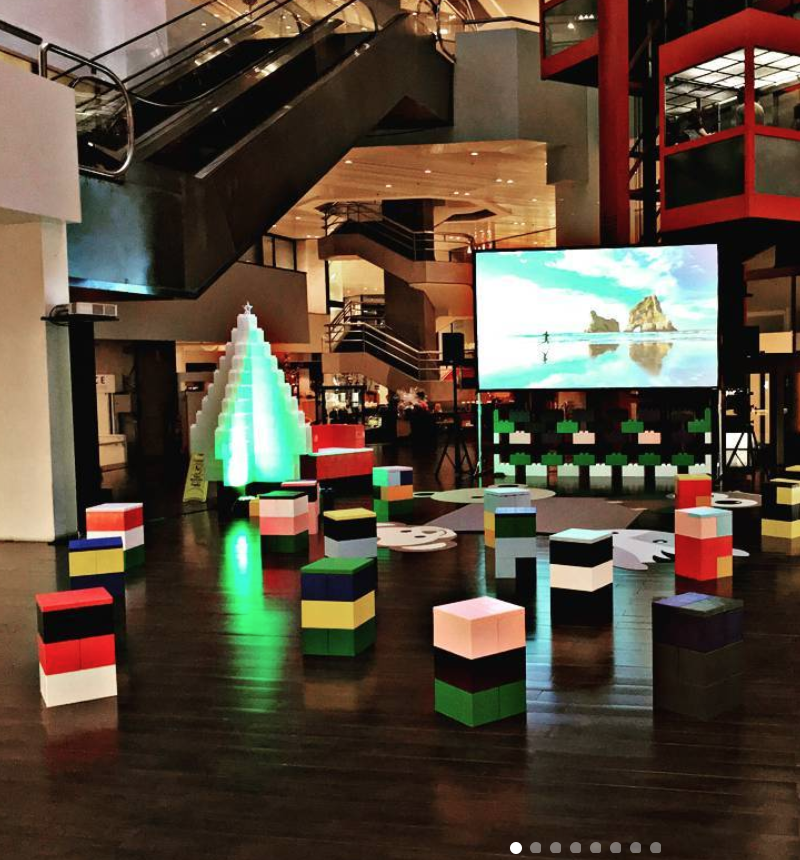 EverBlock Modular Event Decor