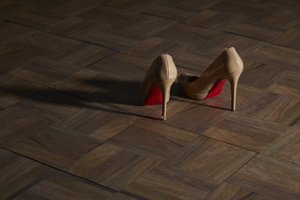 Realistic looking wood finish allows you to build indoor out outdoor dance floors and event floors