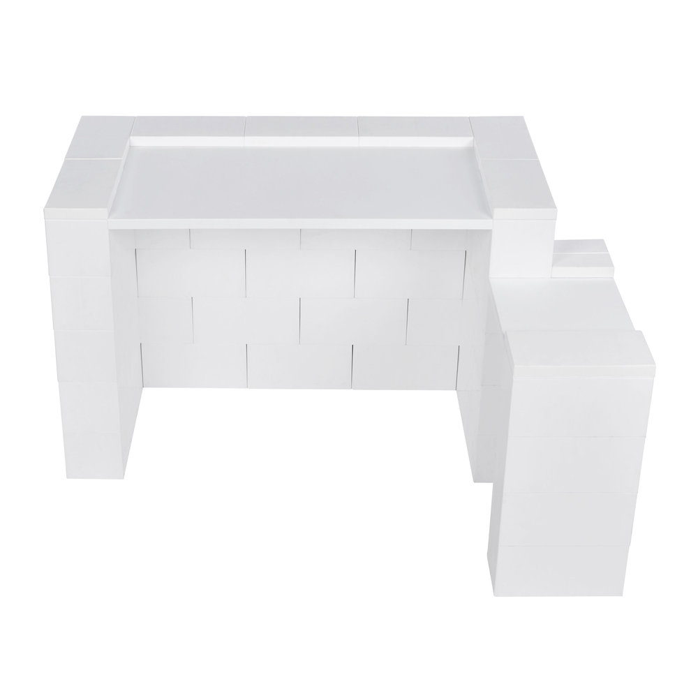 """Simplicity"" Desk Kit w/return"