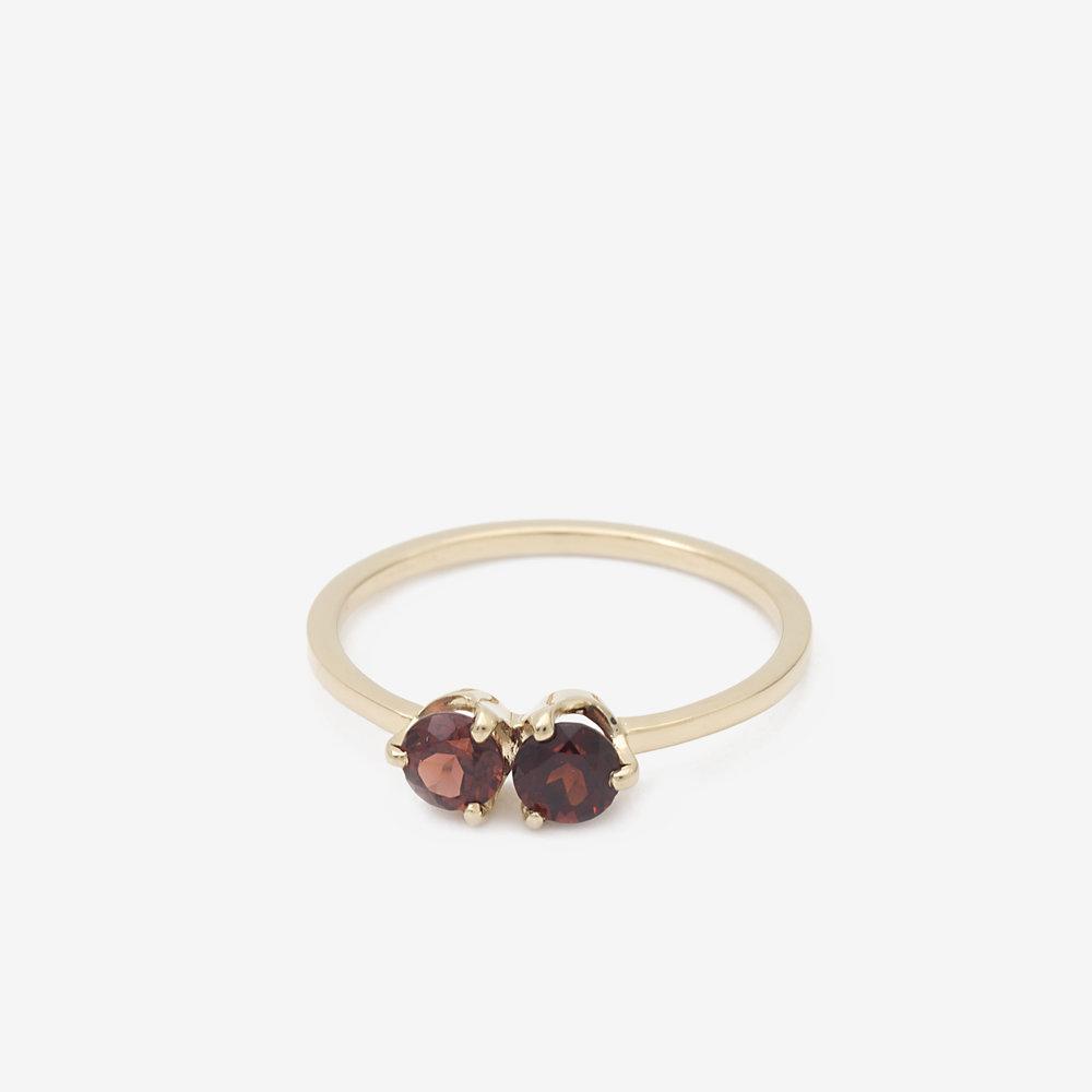 Garnet Engagement Ring-Front.jpg