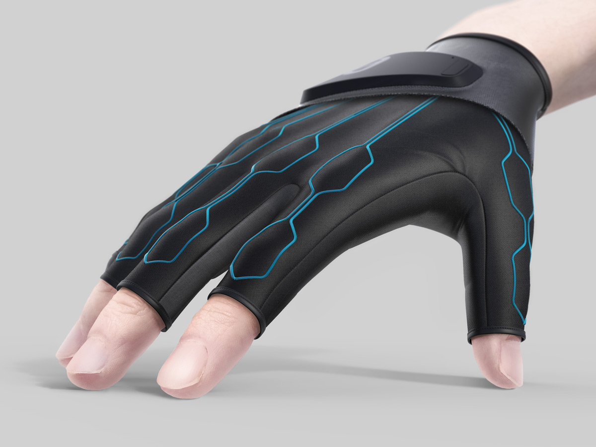 Zerokey glove