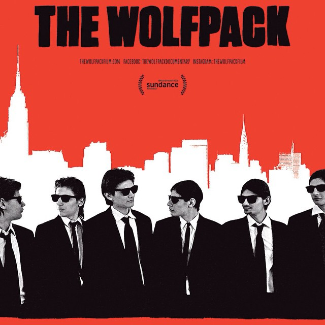 #TheWolfpackFilm will be in theaters June 12, 2015 from @magnoliapics. Follow our feeds and website for future screening info 👉 www.thewolfpackfilm.com