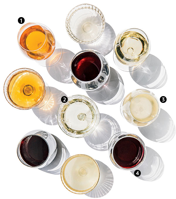 Chicago magazine, September 2018:  The rookie's guide to natural wine.