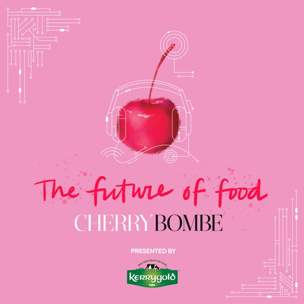 Radio Cherry Bombe podcast, February 2019:  What's the future of food journalism?