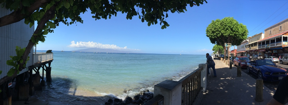 Shop and explore Lahaina Town.