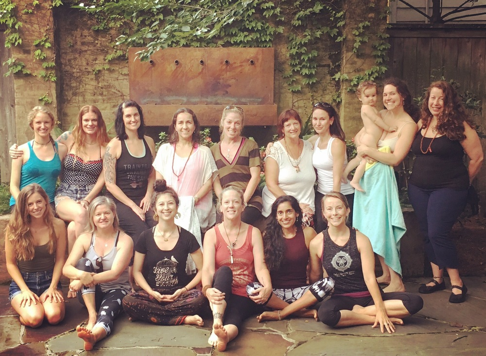 YATRI: YOGA FOR EMOTIONAL HEALING 300-HOUR YOGA ALLIANCE CERTIFIED TEACHER TRAINING