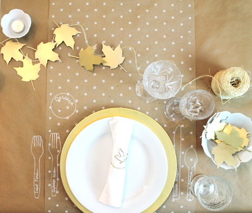 Ice Breaker & Table Setting