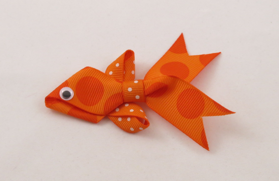 Ribbon Goldfish