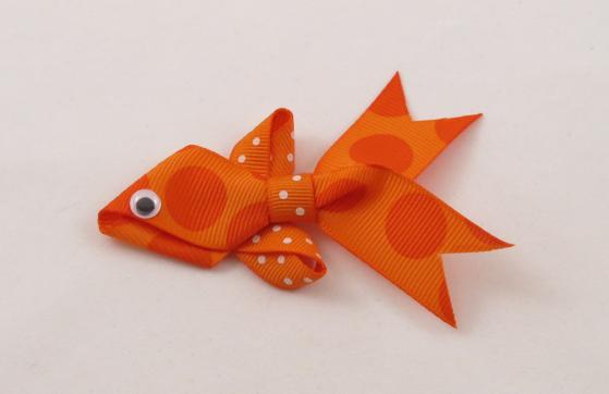 Ribbon Goldfish