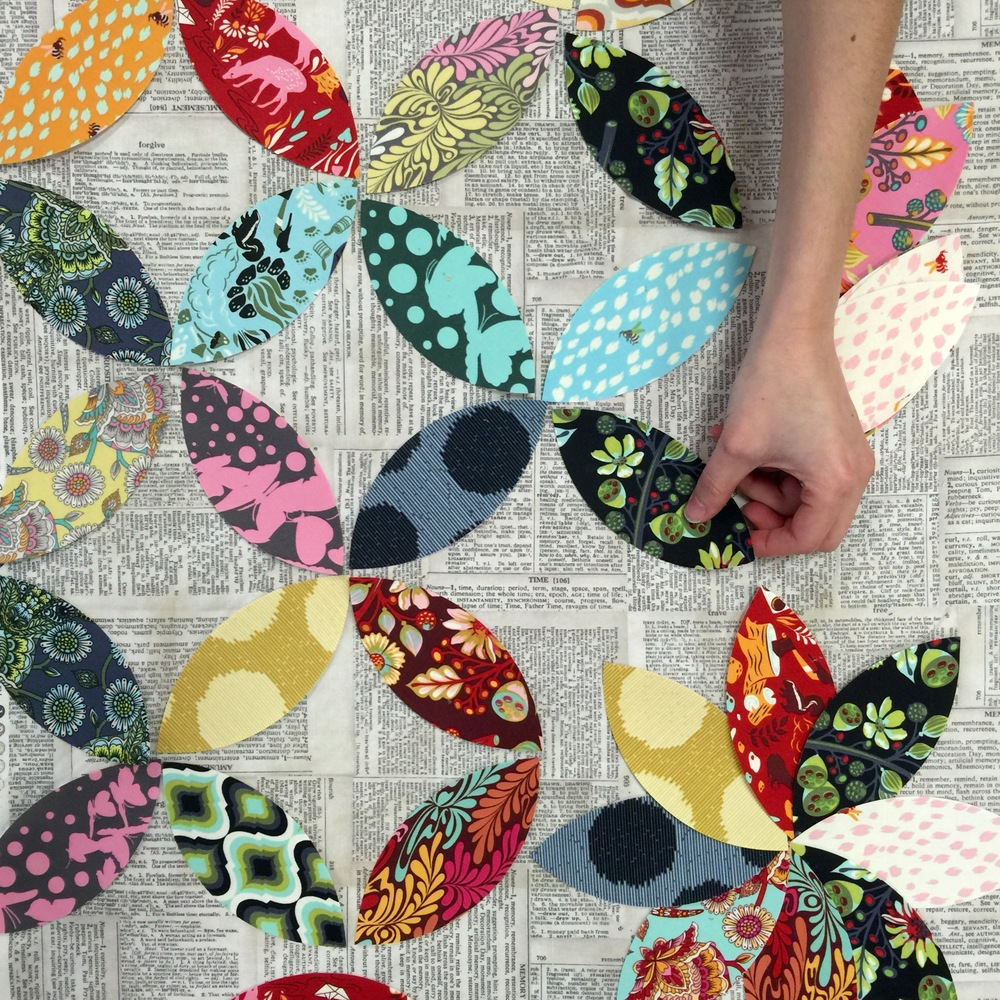 Andrea's Petal Play Quilt