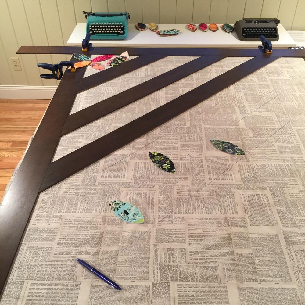 Petal Play quilt