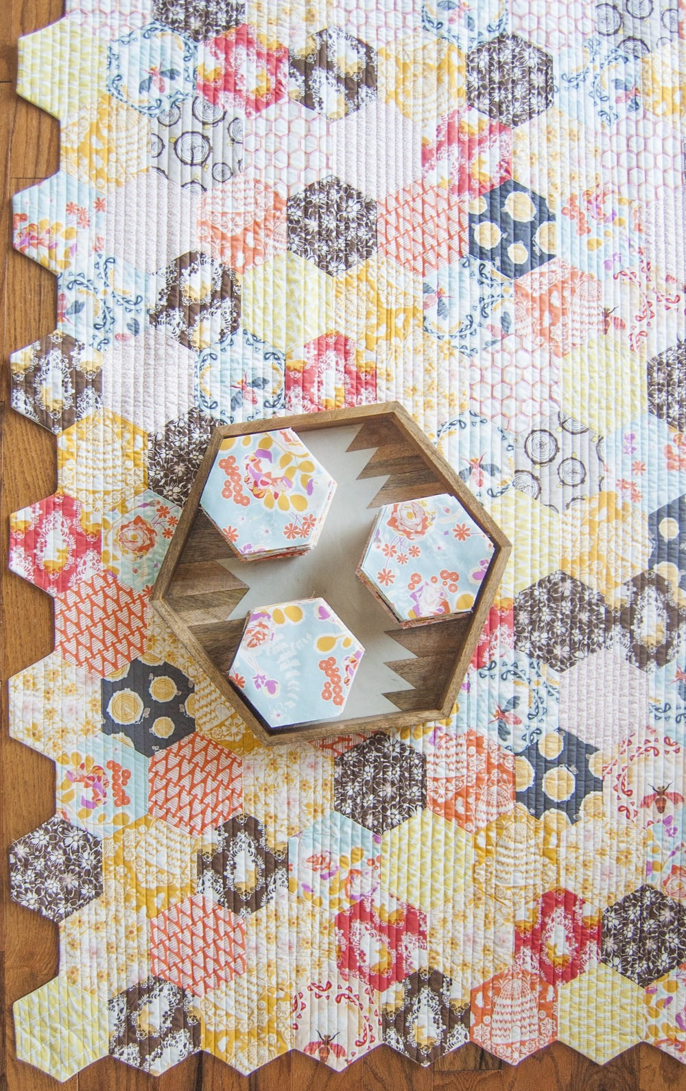 The Honey Pot Quilt