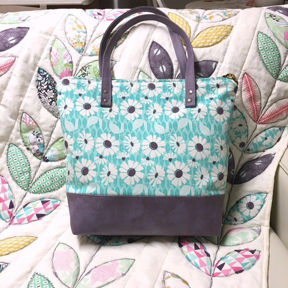 Succulance Tote