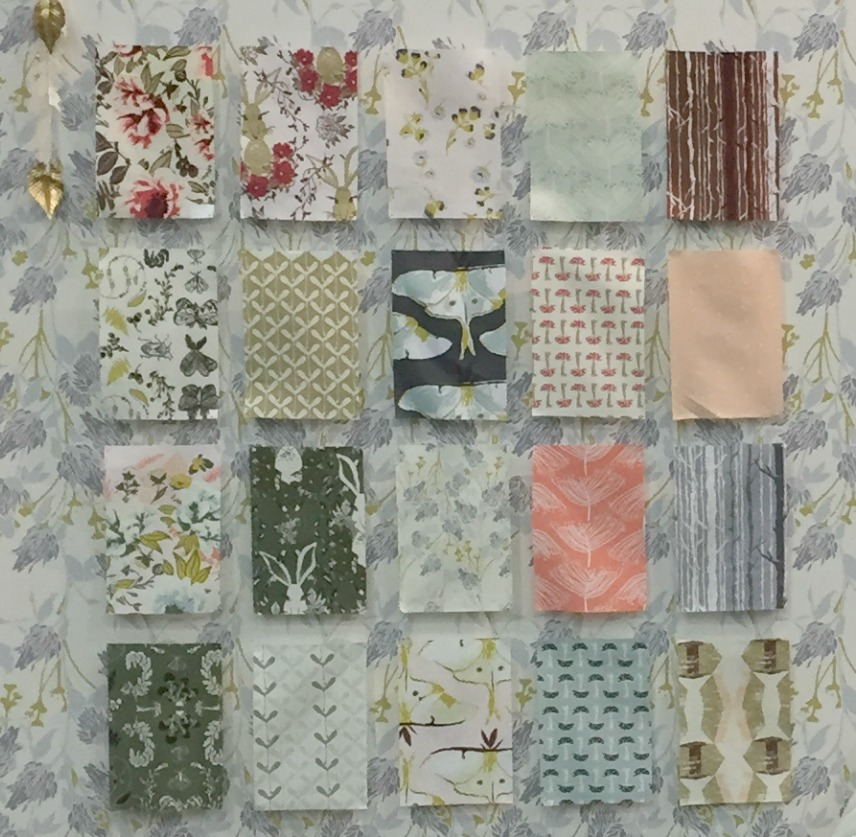 Forest Floor Fabrics by Bonnie Christine for Art Gallery Fabrics