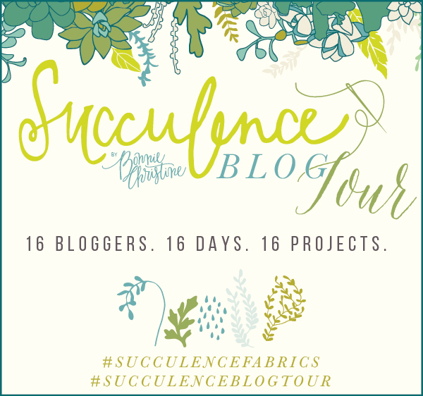 Succulence Blog Tour, by Bonnie Christine