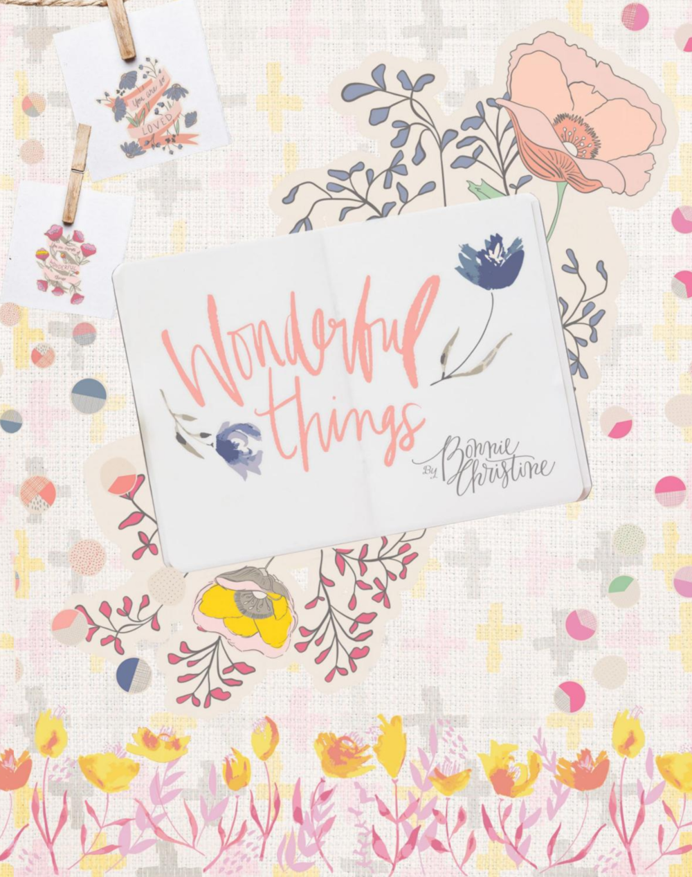 Wonderful Things Blog Hop Tour