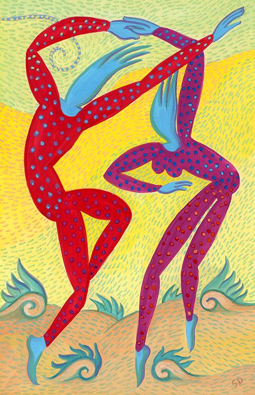 Polkadot Dancers